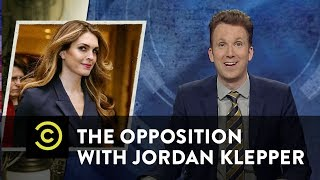 Download Simply the Best: Hope Hicks & Ben Carson's Chair - The Opposition w/ Jordan Klepper Video