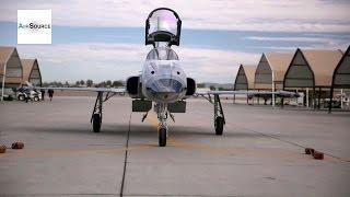 Download F-5N Tiger II Flight at MCAS Yuma (2014) Video
