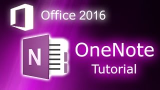 Download Microsoft OneNote 2016 - Full Tutorial for Beginners [+ General Overview]* Video