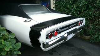 Download Dodge Charger 1968 440ci cold start - Fabulous sound Video