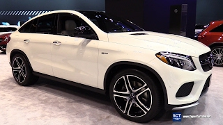 Download 2017 Mercedes AMG GLE Class GLE 43 4Matic -Exterior Interior Walkaround -2017 Chicago Auto Show Video