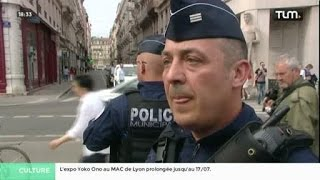 Download La police municipale de Lyon désormais armée Video