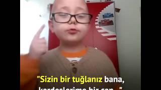 Download Lösemi hastası Mustafa Eren Can'ın yayınladığı anlamlı video herkesi duygulandırdı. Video
