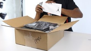 Download UNBOXING: New Kicks from JORDAN Brand Video