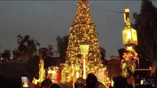 Download Calico Tree Lighting - Knott's Merry Farm 2016 Video