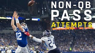 Download Every Non-QB Pass Attempt of the 2018 Season Video