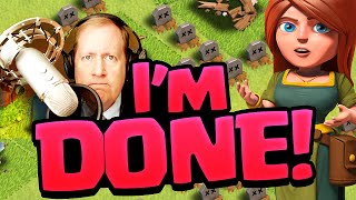 Download Clash of Clans Clan Wars ♦ I'm DONE ♦ Awaiting an Update! Video