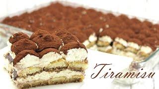 Download Bestes Tiramisu selber machen / Klassisches Tiramisù wie beim Italiener Video