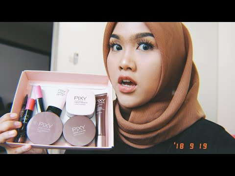 PIXY MAKE IT GLOW Review + Tutorial + Tes Ketahanan | Anita Jayanti