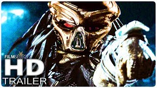 Download THE PREDATOR Trailer (2018) Video