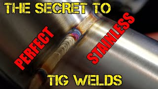 Download TFS: The Secret to Perfect Stainless TIG Welds Video