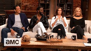 Download Talking Dead: 'Shooting in the Desert & Undressing Mishaps' Highlights Ep. 722 Video