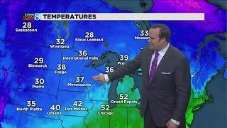Download Storm Team 8 forecast: 6 p.m., 112916 Video
