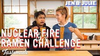 Download Nuclear Fire Ramen Challenge Video