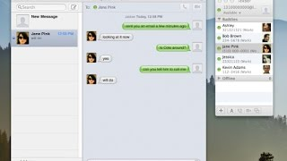 Download Text messaging on your PC or Mac with Android - Texber Video