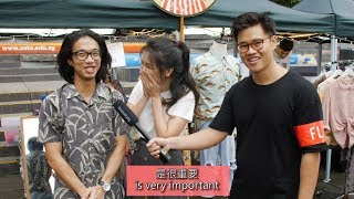 Download Can Singaporean Chinese Speak Chinese? (Prank) Video