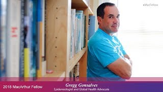 Download Epidemiologist and Global Health Advocate Gregg Gonsalves | 2018 MacArthur Fellow Video