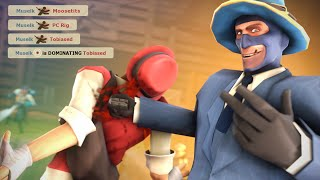 Download The Professional Spy! Muselks Trickstab Arena - Tryhard Tuesday Video
