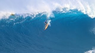 Download Big Wave Surfing Jaws Peahi Maui 4K Video