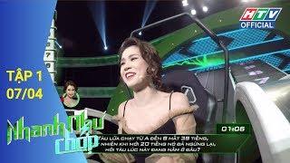 Download HTV NHANH NHƯ CHỚP | TẬP 1 : Trường Giang , Anh Đức nói xấu gì Hari Won ? | #NNC | 07/04/2018 Video