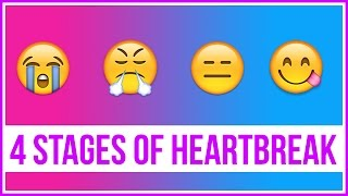 Download How to Deal with Heartbreak in 4 Stages Video