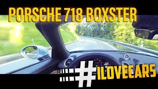 Download Porsche 718 Boxster 2016 POV #fahrdochselber - #ilovecars Video