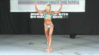 Download 2009 AINBB donne fino a 50 Kg Body Building Video