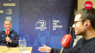 Download Stuart Lancaster on England dismissal, commuting to Dublin, Leinster's chances in Europe & more Video