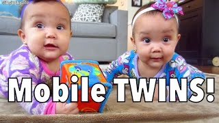 Download UH OH! They're MOBILE! - September 26, 2014 - itsjudyslife daily vlog Video
