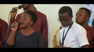 Download Fountain Gates Ft One Heart - Mwechilibwe [Live on stage] Video