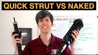 Download Strut Replacement - Monroe Quick Strut Vs Naked Strut Video