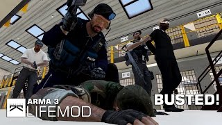 Download » BUSTED! « In Ketten und Gefesselt in Arma 3 Australien Life [4K] [LUL] Video
