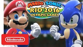 Download Mario & Sonic at the Rio 2016 Olympic Games - Opening Movie Video