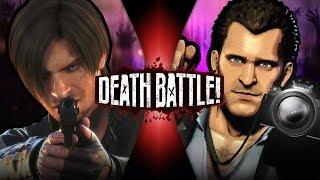 Download Leon Kennedy VS Frank West (Resident Evil VS Dead Rising) | DEATH BATTLE! Video