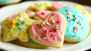 Download Soft Sugar Cookies with Icing Recipe- Hot Chocolate Hits Video