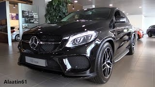Download 2017 Mercedes-Benz GLE450 AMG Coupe / In Depth Review Interior Exterior Video