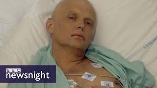 Download Alexander Litvinenko's murder: The inside story - BBC Newsnight Video