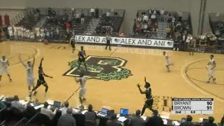 Download LOL! Bryant Basketball Player Dribbles Out The Clock Forgets His Team Is Losing By 1 Video