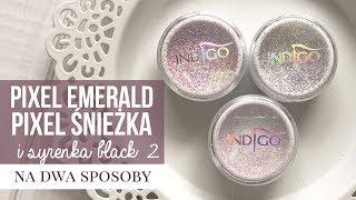 Download Pixel Effect Emerald i Śnieżka oraz Syrenka Black 2 | Pyłki od Indigo Na Dwa Sposoby Video