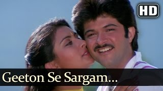Download Geeton Se Sargam - Anil Kapoor - Poonam Dhillon - Laila - Lata Mangeshkar - Hindi Song Video