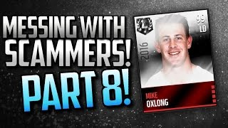 Download Messing With Scammers! Part 8 (Mike Oxlong) Madden Mobile Video