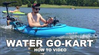 Download Kayak Go-Kart Build Video