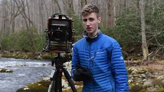 Download Large Format in Great Smoky Mountains NP: Long Exposures and Waterfalls Video