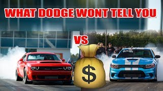 Download Cheaper and FASTER than a Dodge Demon? Video