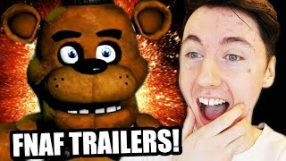 Download Reacting to old FNaF Trailers! Video