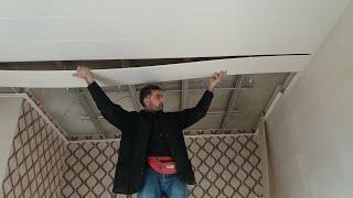 Download تركيب سقف مستعار بلاستيك Video