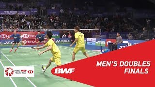 Download MD | GIDEON/SUKAMULJO (INA) [1] vs ASTRUP/RASMUSSEN (DEN) [4] | BWF 2018 Video