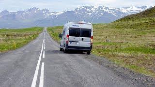 Download Mit dem Wohnmobil durch Island Video