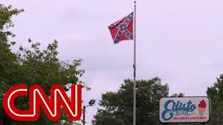 Download Shop owner can't remove Confederate flag Video