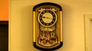 Download seiko fw 522 mickey clock Video